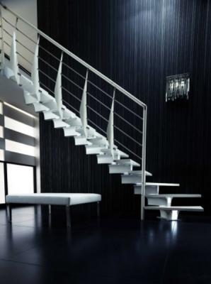 Scala in legno e alluminio Prima di Rintal