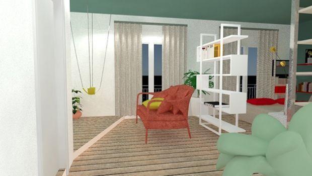 Ottimizzare gli spazi di un piccolo appartamento progettandolo come un loft