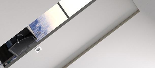 Progettare un loft: posta a scomparsa Essential by Scrigno