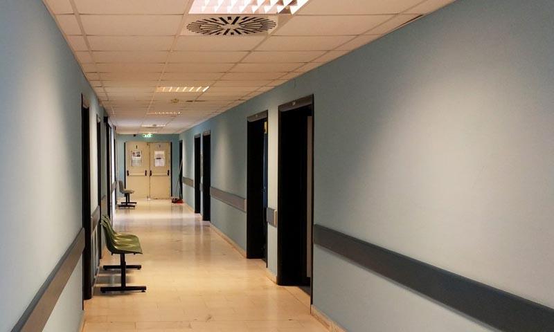 Isolamento internorealizzato con materiali isolanti nell'Ospedale Gravina - Tecnova Group