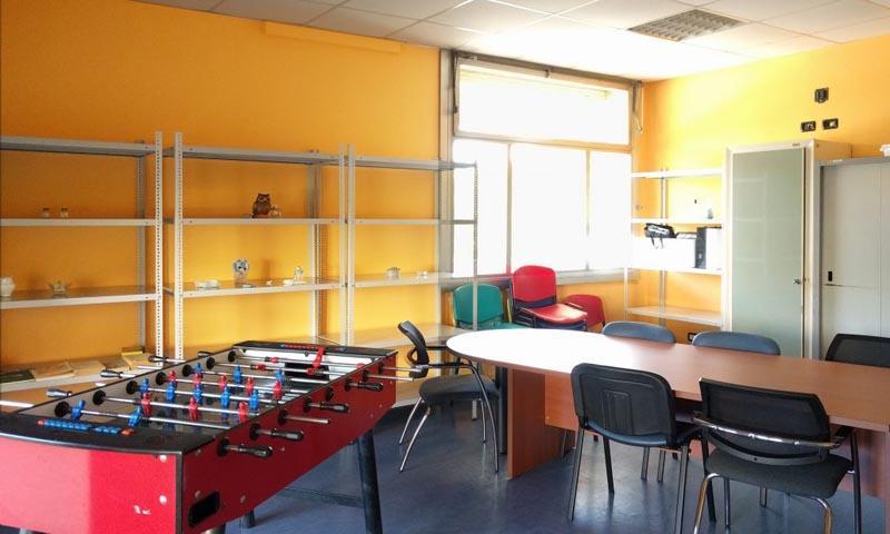 Isolamento interno realizzato nell'Ospedale Gravina - Tecnova Group