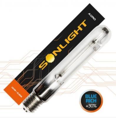 Lampada AGRO da 400 watt di Sonlight specifica per crescita e fioritura