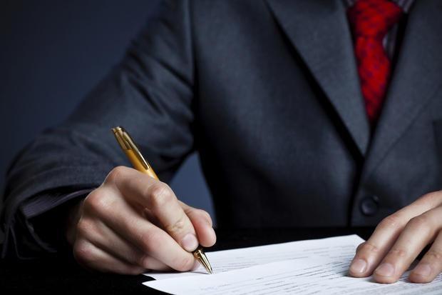Trascrizione contratto preliminare