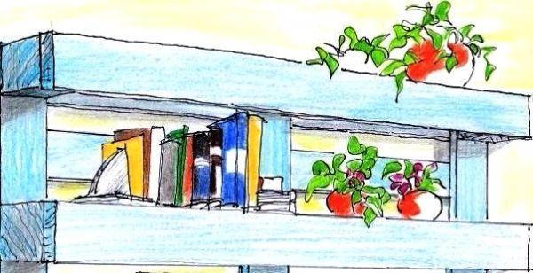 Costruire una libreria in fai da te