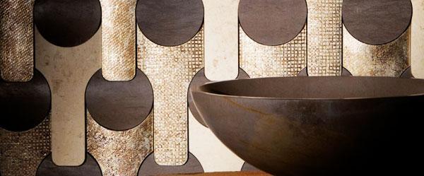 Marmi decorativi: collezione TOPS-SINKS di PETRA ANTIQUA