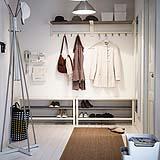 Mobili per l'ingresso proposto da IKEA