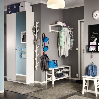 Idee per l'ingresso IKEA