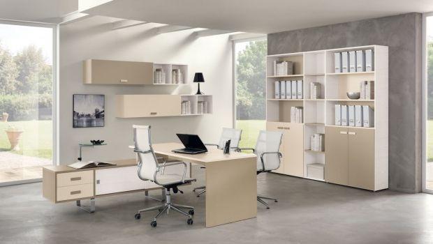 Soluzioni di arredo per il vostro ufficio in casa bello e funzionale