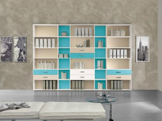 Studio in casa modello017 di Casarredoufficio