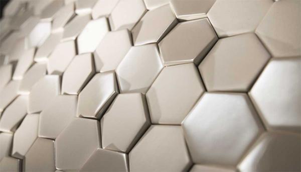 Mosaico 3D E-Motion di Arezia