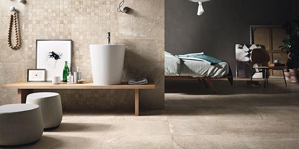 Pavimenti e rivestimenti Brixstone di Cooperativa Ceramiche d'Imola