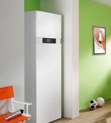 Climatizzazione ecologica:Pompa di calore residenziale Wiesmann