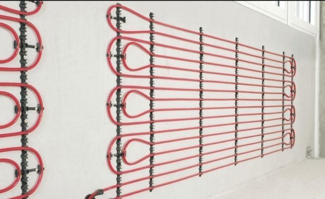 Climatizzazione ecologica: pannello radiante a parete
