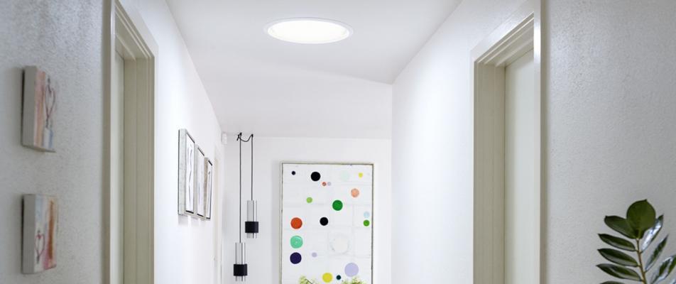 Illuminare con il tunnel solare Velux