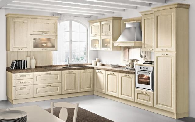 Caratteristiche delle cucine classiche e tradizionali