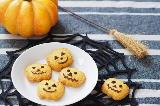 Biscotti di Halloween faccine