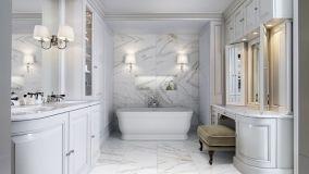 Arredare il bagno con mobili in stile vintage