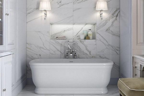 Mobili bagno stile vintage - Vasca da bagno retro ...