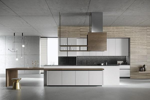 Cucina contemporanea di design Look di Snaidero