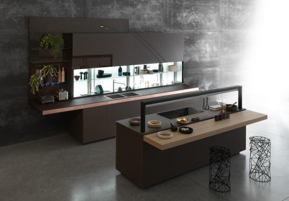Cucina moderna Valcucine