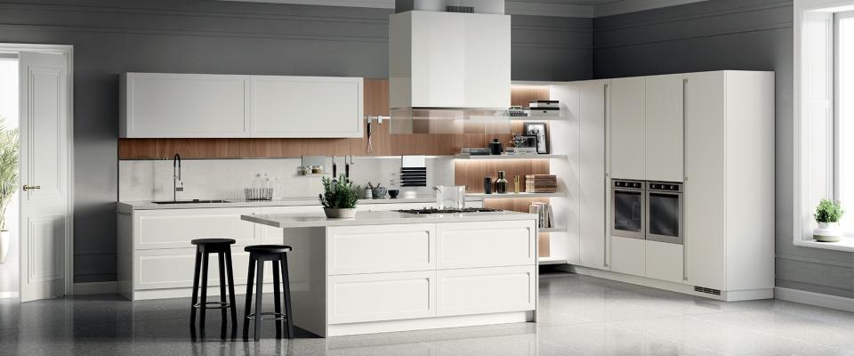 Cucina moderna Carattere- Scavolini
