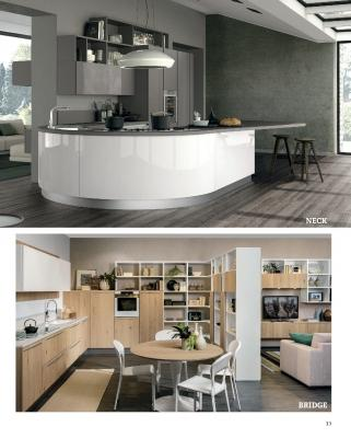 Cucine moderne by LUBE