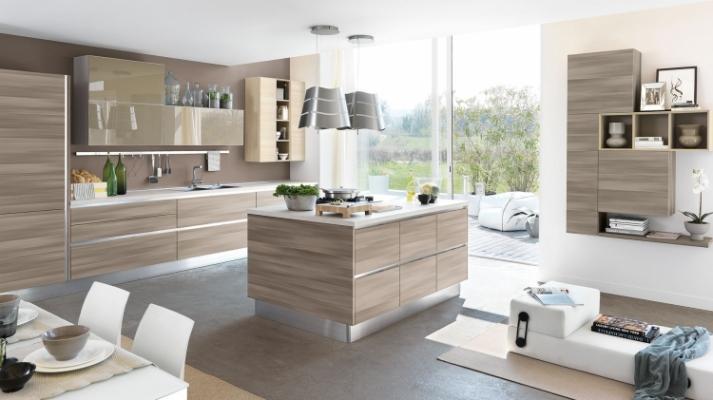 Cucina moderna Essenza - LUBE