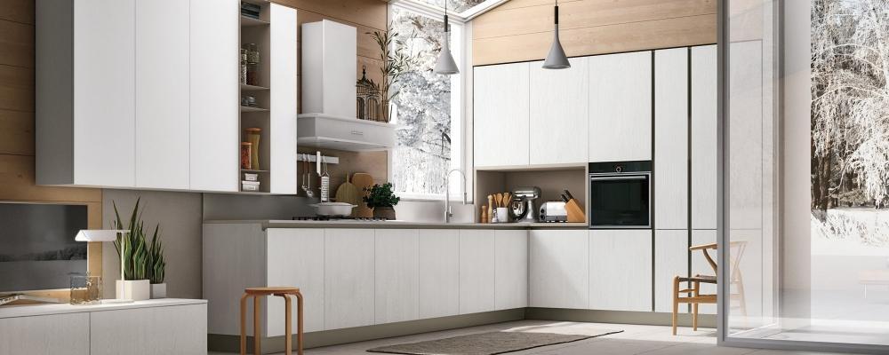 Cucina moderna Infinity di STOSA