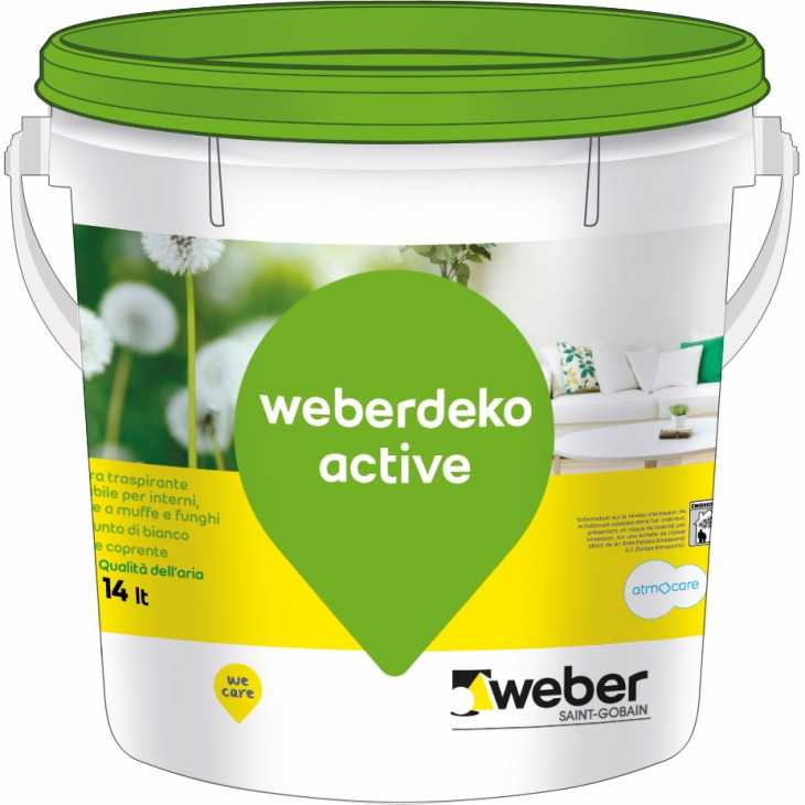 Pittura Weberdeko active