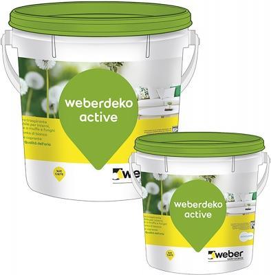 Weberdeko active
