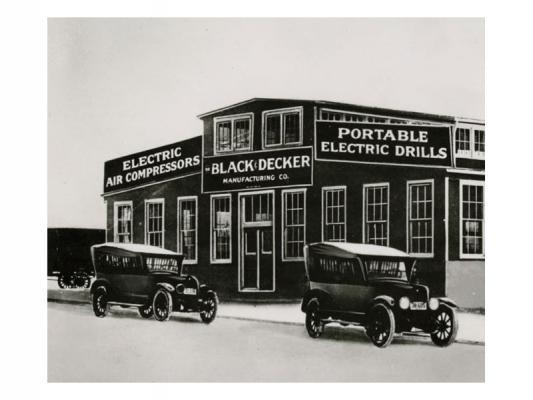 Primo impianto a Towson