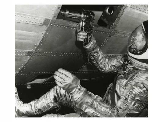 Utensili BLACK+DECKER per gli astronauti