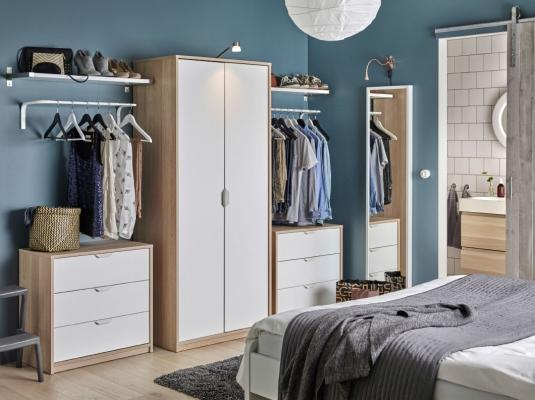 Armadio Askvoll di Ikea