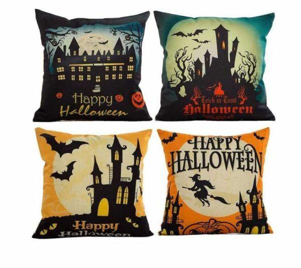 Cuscini a tema halloween su Amazon