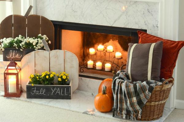 Decorazioni Halloween fai da te per la casa by The Frugal Home Maker