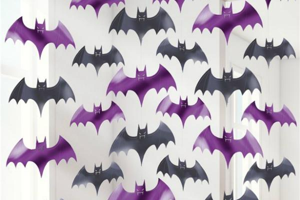 Decorazioni Halloween pipistrelli by Party City