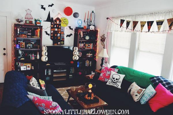 Decorazioni Halloween fai da te per la casa by Spooking Little Halloween