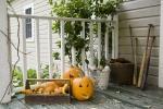 Decorazioni Halloween per il balcone