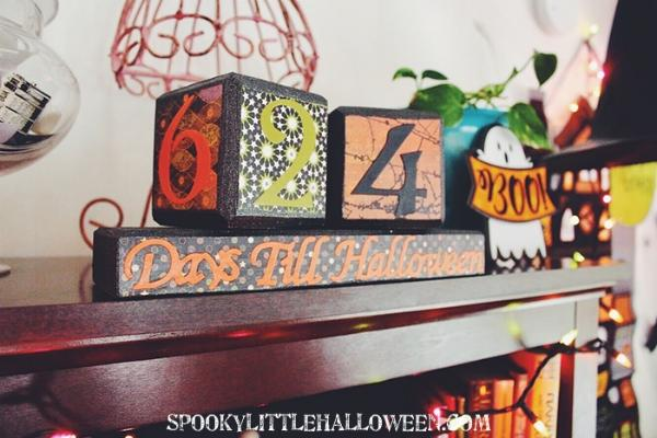 Decorazioni Halloween per il living by Spooky Little Halloween