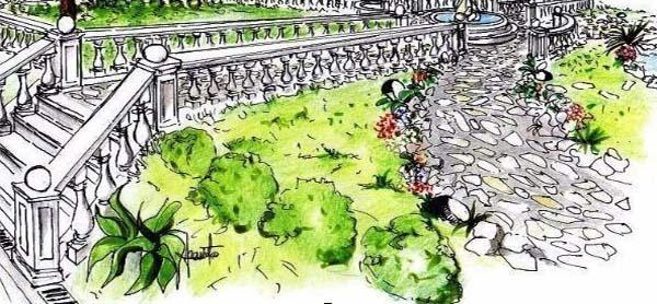Sistemazione del giardino e bonus verde