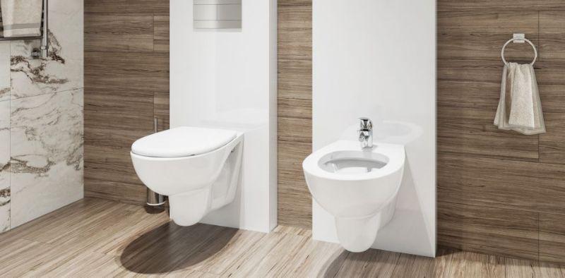 ristrutturazione del bagno in soli 5 giorni - Arredo Bagno Semplice