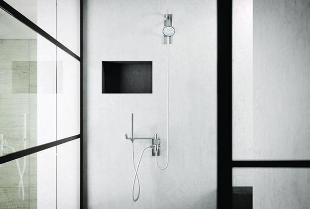 Miscelatore Dueacca indoor doccia