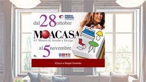 MoaCasa: la fiera romana dell'arredamento d'interni
