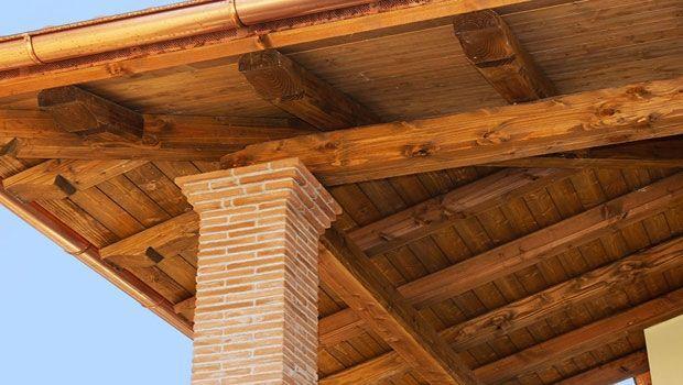 Risparmiare energia con le coperture in legno