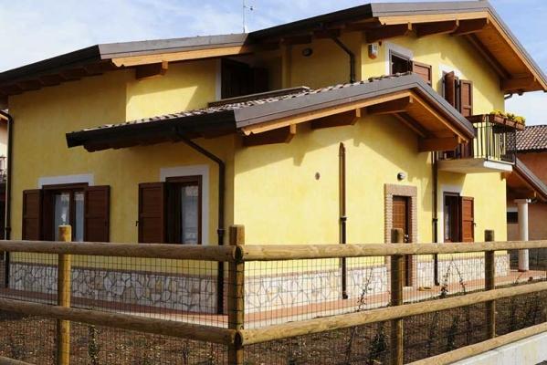 Simple tetto legno forest legnami with casa con tetto in legno - Ampliare casa con struttura in legno ...