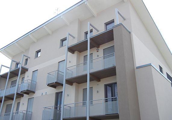 Isolamento cappotto edificio residenziale- Rockwool