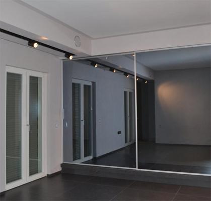 Cabina armadio semitrasparente Enkos srl