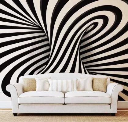 Fotomurali per decorare le pareti - Carta da parati di design ...