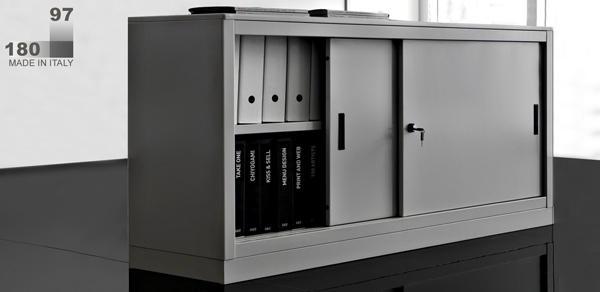 Mobili in metallo per ufficio, by Ufficiostile