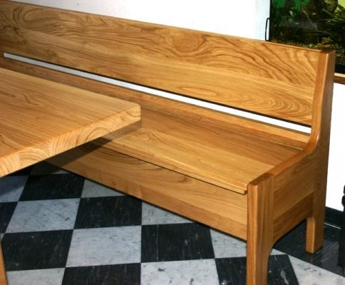 Panca con tavolo Fratelli Lusardi